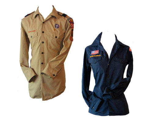 Boy Scout Shirts